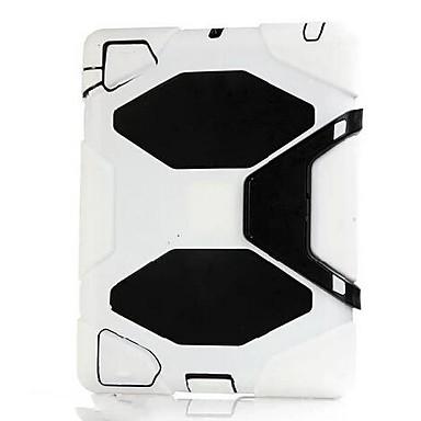 Capinha Para iPad 4/3/2 Impermeável Anti-poeira Antichoque Com Suporte Capa traseira Armadura Silicone para iPad 4/3/2