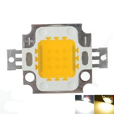 1 stuks COB 900 LED-Chip Aluminium 10W