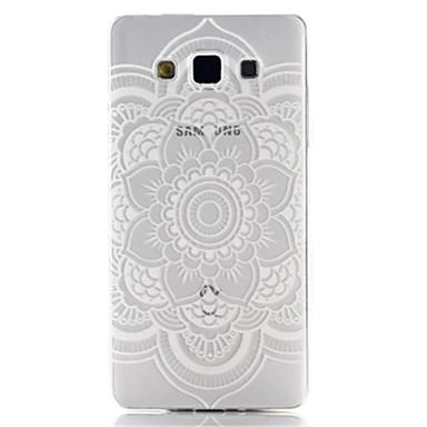 Celular Samsung - Samsung Galaxy A3 - Cobertura Traseira - Arte Gráfica/Design Especial ( Multi-côr , TPU )