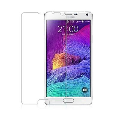 Ekran Koruyucu Samsung Galaxy için Note 4 Temperli Cam Ön Ekran Koruyucu