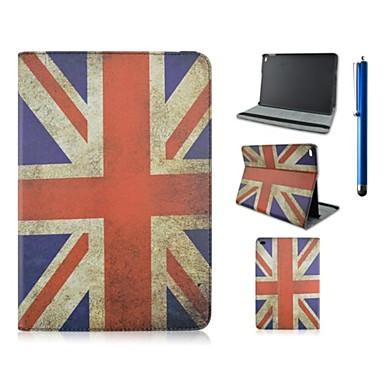 Pele PU , Cores Sortidas ) - Bandeira Nacional -Para Maçã iPad Air 2
