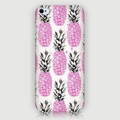 Για Θήκη iPhone 5 Θήκες Καλύμματα Με σχέδια Πίσω Κάλυμμα tok Φρούτα Σκληρή PC για iPhone SE/5s iPhone 5
