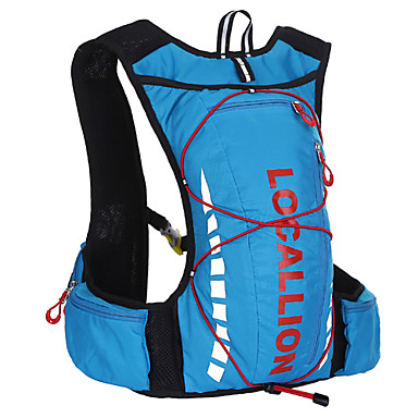 10L Σακίδια / Ποδηλασία Σακίδιο / Τσάντα Γυμναστήριο / Τσάντα για γιόγκα - Αδιάβροχη, Γρήγορο Στέγνωμα, Φοριέται Κολύμβηση, Κατασκήνωση &