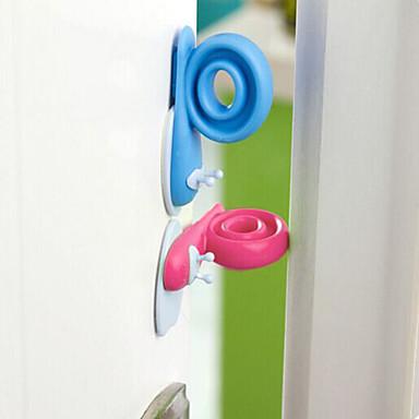 Kapı ve Kapı Önü Silikon Plastik For Güvenlik Tüm Yaşlar Bebek