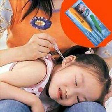 Kulak Şırınga Plastik For Temizleme Banyo 1-3 yaşında 6-12 ay 0-6 ay Bebek