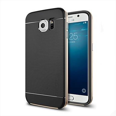 hoesje Voor Samsung Galaxy Samsung Galaxy hoesje Other Achterkantje Effen Kleur PC voor S6