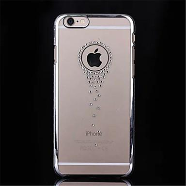 iphone 6 plus geval, bumper case met Ultra Clear achterpaneel ultraslanke bumper voor iPhone 6 plus (5.5)