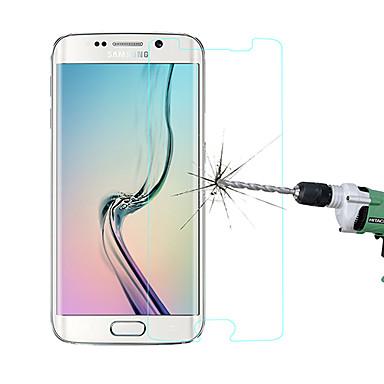Ekran Koruyucu Samsung Galaxy için S6 edge Temperli Cam Ön Ekran Koruyucu