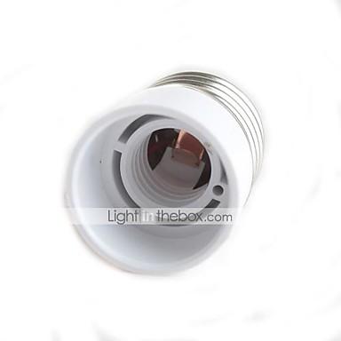 1pc E14'ten E27'ye kadar E14 Işık soketi ABS