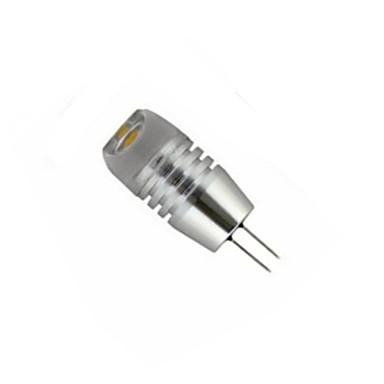 100lm G4 LED Σποτάκια 1 LED χάντρες LED Υψηλης Ισχύος Θερμό Λευκό / Ψυχρό Λευκό 12V / 1 τμχ / RoHs / CCC