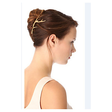 Feest/Dagelijks/Causaal - Haarspelden ( Legering , Zoals Op De Afbeelding )
