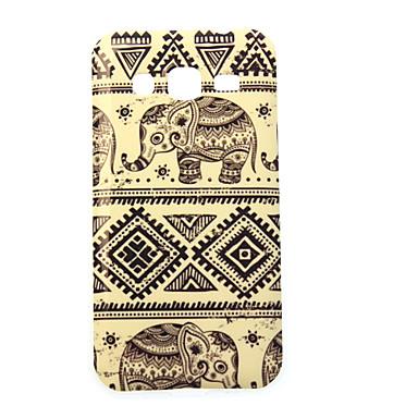 tok Για Samsung Galaxy Samsung Galaxy Θήκη Με σχέδια Πίσω Κάλυμμα Ελέφαντας TPU για Ace 4