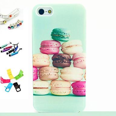 Για Θήκη iPhone 5 Με σχέδια tok Πίσω Κάλυμμα tok Κινούμενα σχέδια Μαλακή TPU iPhone SE/5s/5