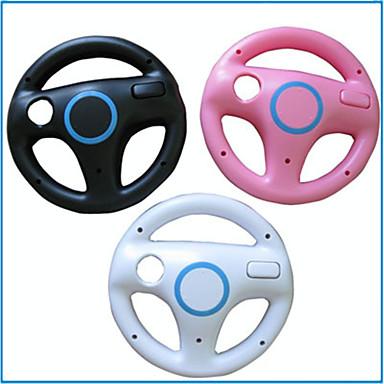 DF-0083 Bluetooth Volantes Para Nintendo Wii Nintendo Wii U Wii U,Alumínio PVC Volantes Novidades Sem Fio