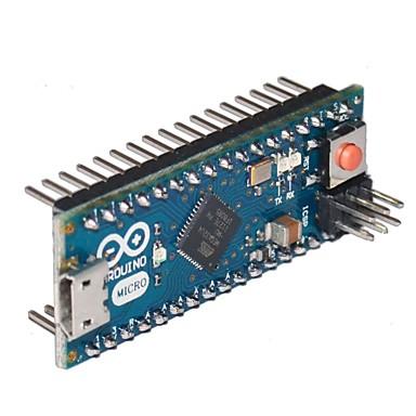 η επίσημη έκδοση του atmega32u4 για Arduino Leonardo μίνι (λευκό πάτωμα του σκάφους)