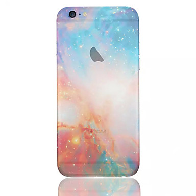 hoesje Voor iPhone 6s Plus iPhone 6 Plus Apple iPhone 6 Plus Achterkant Zacht TPU voor iPhone 6s Plus iPhone 6 Plus