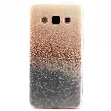 Para Samsung Galaxy Capinhas Estampada Capinha Capa Traseira Capinha Cores Gradiente TPU Samsung A3