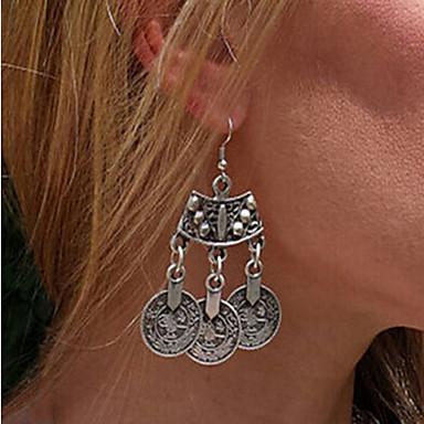 Σκουλαρίκι Κρεμαστά Σκουλαρίκια Κοσμήματα 20pcs Κράμα Ασημί