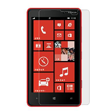 Προστατευτικό οθόνης Nokia για Nokia Lumia 820 PET 1 τμχ Σούπερ Λεπτό