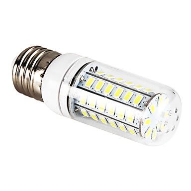 Hkv e14 e27 g9 56led 5730smd 5w bianco caldo bianco for Luci a led per casa
