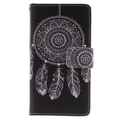 Για Samsung Galaxy Θήκη Πορτοφόλι / Θήκη καρτών / με βάση στήριξης / Ανοιγόμενη tok Πλήρης κάλυψη tok Ονειροπαγίδα Συνθετικό δέρμα Samsung
