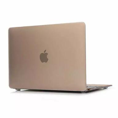 fosco protetor semi caso de corpo inteiro transparente para macbook para Apple MacBook 12