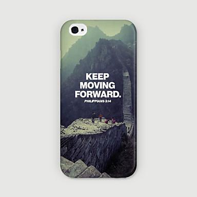 de grote muur landschap patroon pc telefoon zaak terug te dekken voor de iPhone 6 plus case