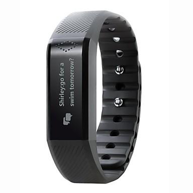 Homens Relógio inteligente Relógio Esportivo Digital Tela de toque Alarme Calendário Cronógrafo Monitor de Batimento Cardíaco Termómetro