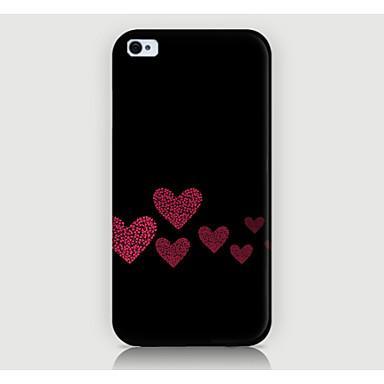 tok Για iPhone 4/4S Πίσω Κάλυμμα Σκληρή PC για iPhone 4s / 4