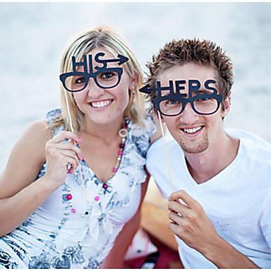 Casamento Noivado Dia Dos Namorados Cartão de Papel Duro Decorações do casamento Primavera Verão Outono Inverno