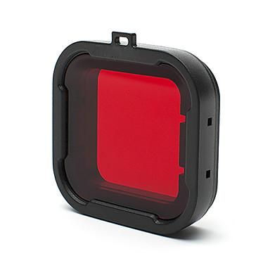 Akcesoria Koruyucu Kılıf Dalış Filtre Yüksek kalite İçin Aksiyon Kamerası Gopro 4 Gopro 3+ Gopro 2 Spor DV Diğerleri Plastik