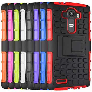 Case For LG L90 LG G2 LG G3 LG L70 Other LG LG G4 LG Case Shockproof with Stand Back Cover Armor Hard PC for LG G4 Stylus/LS770