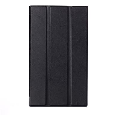 tok Για Asus Πλήρης Θήκη Θήκες για Tablets Συμπαγές Χρώμα Σκληρή PU δέρμα για