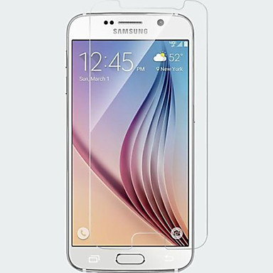 0,2 milímetros Premium HD clara protetor de tela real vidro temperado para samsung galaxy S6