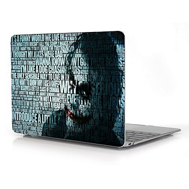 MacBook Hoes voor Cartoon ABS Materiaal