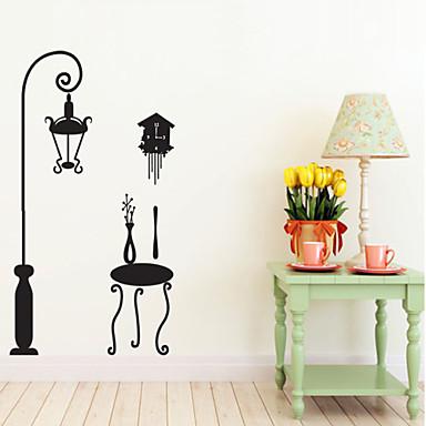 muurstickers muur stickers stijl creatieve licht pvc muurstickers