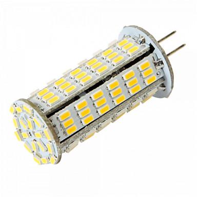 YWXLIGHT® 5 W 450-500 lm G4 LED Λάμπες Καλαμπόκι T 126 leds SMD 3014 Θερμό Λευκό Ψυχρό Λευκό DC 24V AC 24V AC 12V DC 12V
