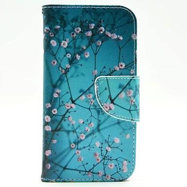 tok Για Samsung Galaxy Samsung Galaxy Θήκη Θήκη καρτών / Πορτοφόλι / με βάση στήριξης Πλήρης Θήκη Δέντρο PU δέρμα για Core Prime