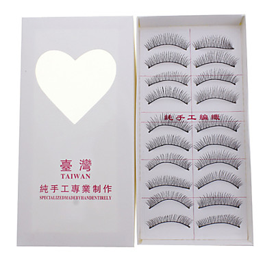 Outros Estendido Pestanas Levantadas Volumizado Olhos Clássico Alta qualidade Diário