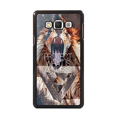 Para Samsung Galaxy Capinhas Case Tampa Porta-Cartão Com Suporte Flip Estampada Magnética Capa Traseira Capinha Palavra / Frase PC para