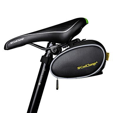 CoolChange Bolsa de Bicicleta 4L Mochila de Ciclismo Á Prova de Humidade Prova-de-Água Vestível Resistente ao Choque Anti-Derrapante