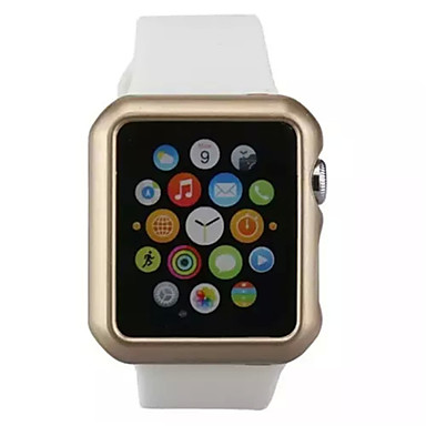 Capinha Para iWatch 42 milímetros Apple Watch Series 3 / 2 / 1 Plástico PC Apple