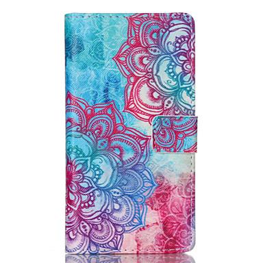 Για Πορτοφόλι / Θήκη καρτών / με βάση στήριξης / Ανοιγόμενη tok Πλήρης κάλυψη tok Μάνταλα Σκληρή Συνθετικό δέρμα Huawei Huawei P8 Lite