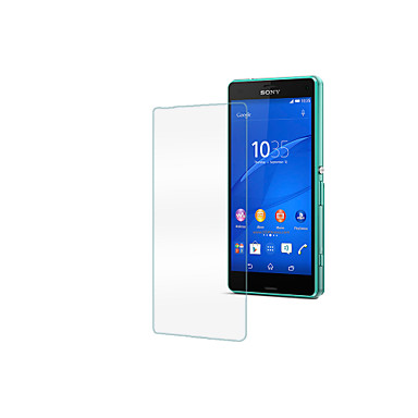 Screenprotector Sony voor Sony Xperia Z3 Compact Gehard Glas 1 stuks High-Definition (HD)
