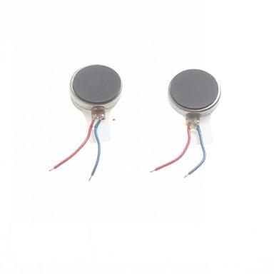 10 * 2.0mm platte motor telefoon trillingen motor / trillende motor (2 stuks)