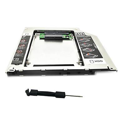 μήλο σημειωματάριο μονάδα οπτικού δίσκου κόλπους σκληρό δίσκο SATA 9,5 χιλιοστά Mirco 1.8 SSD στερεάς κατάστασης υποστήριγμα του σκληρού