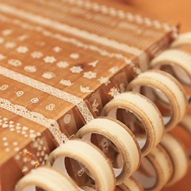 Schattig/Multifunctionele - Plastic - Stickers & Tapes