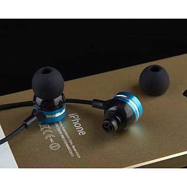 Στο αυτί Ενσύρματη Ακουστικά Κεφαλής Πλαστική ύλη Κινητό Τηλέφωνο Ακουστικά Ακουστικά