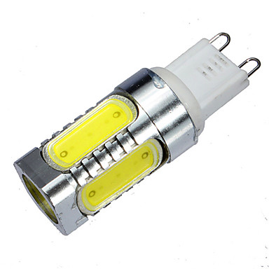 G9 2-pins LED-lampen MR11 5 leds COB Decoratief Warm wit Koel wit 900lm 2800-3200/6000-6500K AC 100-240V