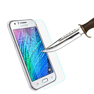 Screenprotector voor Samsung Galaxy J1 Gehard Glas Voorkant screenprotector High-Definition (HD)